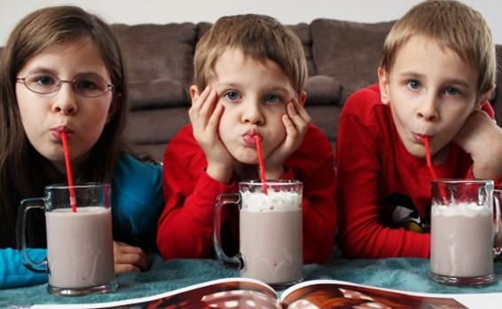 с какого возраста можно давать какао детям