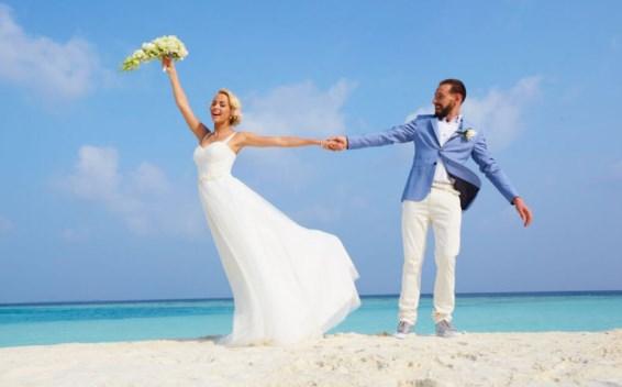 свадьба на островах