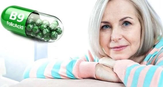 фолиевая кислота для женщин после 40