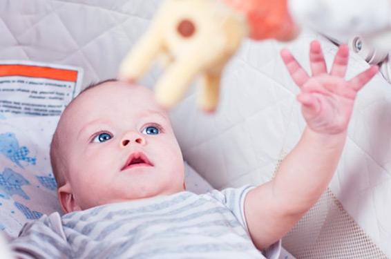 интеллектуальное развитие ребенка от 0 до года
