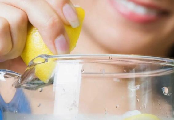 вода с лимоном при похудении