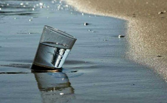 пить морскую воду