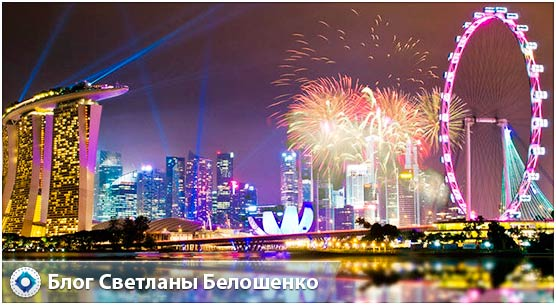 где встретить Новый Год за границей